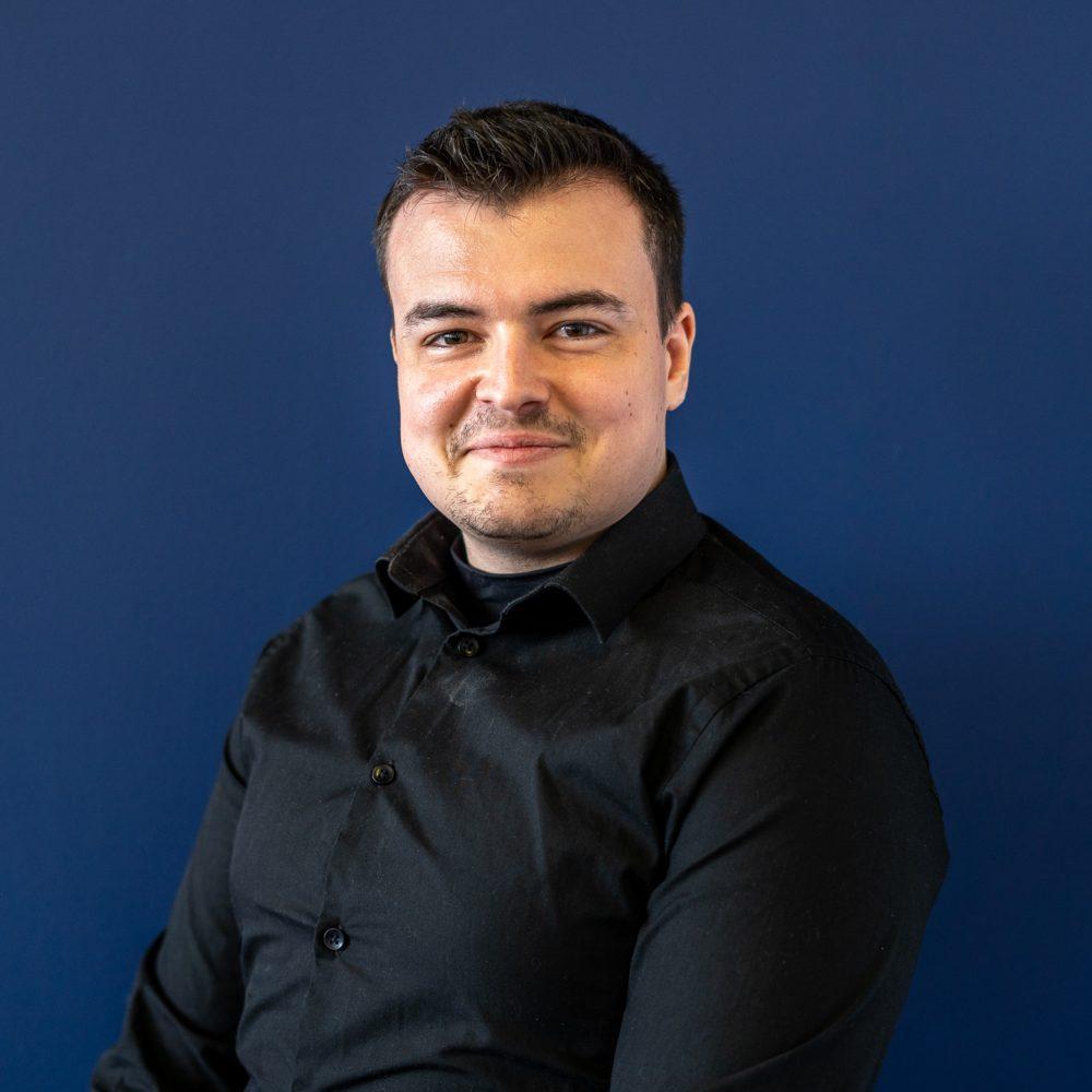 Andrew Guzinski-Bowley - Software Developer